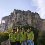 Le Guide LaPietra all'Alpstation Bismantova